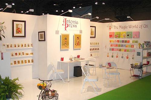 Manny Stone Decorators Portfolio Of Our Trade Show Booth