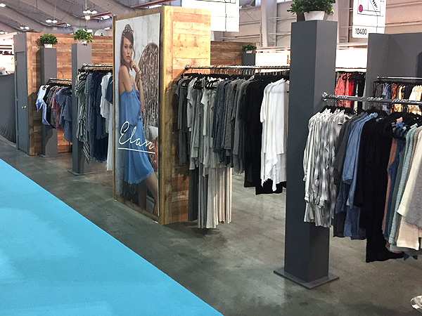 Fashion Exhibition Booth : Manny stone decorators portfolio of our trade show booth