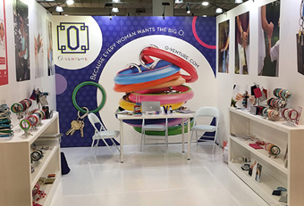 trade show booths designed by Manny Stone Decorators