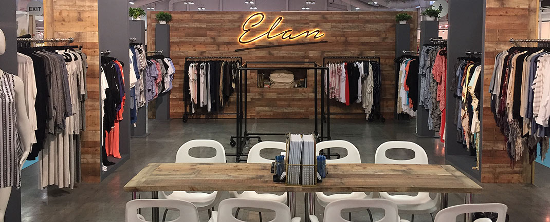 trade show displays by Manny Stone Decorators